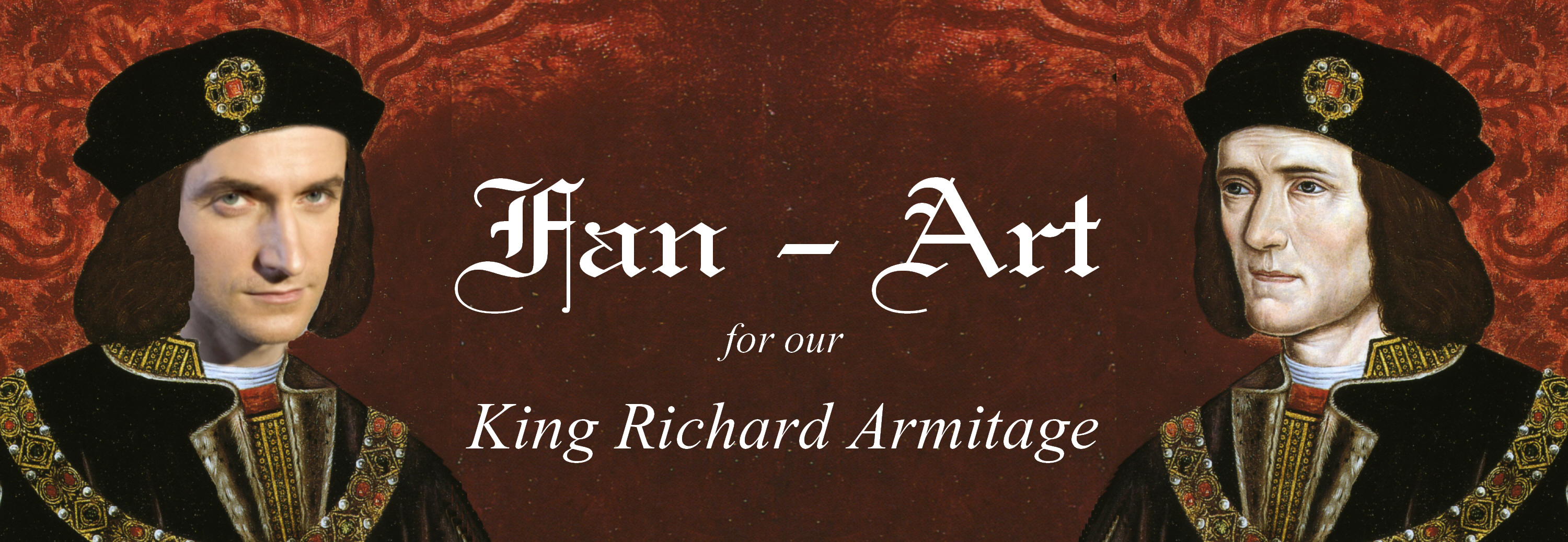 "For Your Consideration: A ""King Richard Armitage"" Fan Support Project"